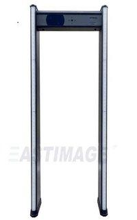 Ei Md3000 High Sensitivity Digital Walkthrough Metal Detector