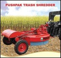 Pushpak Trash Shredder
