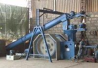 Cotton Waste Briquetting Machine