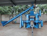 White Coal Briquetting Machinery