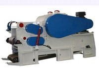 Drum Wood Cutting Machine