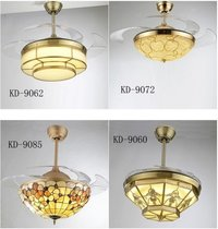 Ceiling Fan With LED Lamp