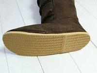 Nite Rile Rubber Sole Shoes