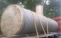 Grp Underground Water Storage Tank