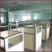 Aluminium Office Partitions