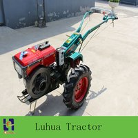 12hp Agricultural Tractor Walking Tractor