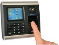 Card Fingerprint Base Access Control Systems