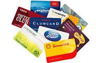 Plastic Loyalty Cards