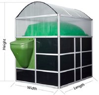 Portable Biogas Digester