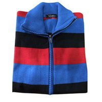 Mens Zipper Pullover