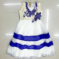 Kids Anarkali Readymade Dress