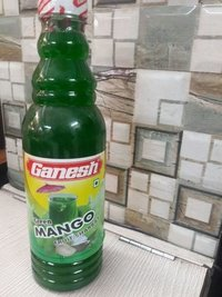 Green Mango Fruit Sharbat