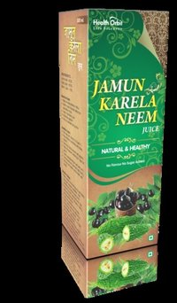 Jamun Karela Neem Juice