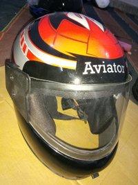 Aviator Mens Motorcycle Helmet