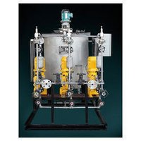 LP and HP Dosing Skid System