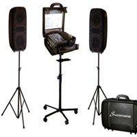 P. A. Sound System