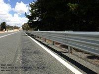 Hot DIP Galvanized Thrie Beam Guardrail