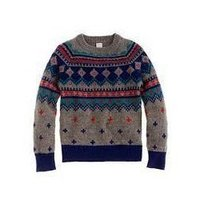 Boys Wool Sweater