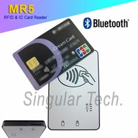Bluetooth Contact And Contactless Card Reader