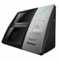Face recognition system with proximity card reader