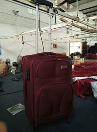 4 Wheel Trolley Suitcase