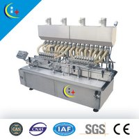 YXT-G High Viscosity Jam Filling Machine