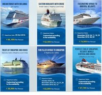 Singapore Malaysia Cruise Package Services