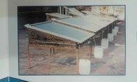 Solar Distils Water Plant