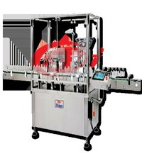 Vial Liquid Filling and Stoppering Machine