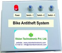 Bike Anti Theft System