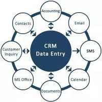 Crm Data Entry Service