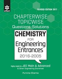 CHEMISTRY for Engineering Entrances Book