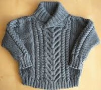 Cost-Effective Hand Knitting Sweater