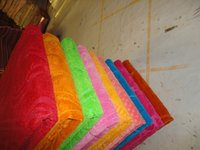 Velour Towel With Jacquard Design