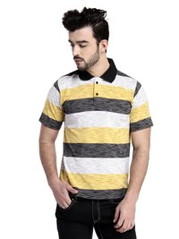 Mens Multi Color T-Shirt