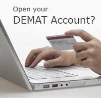 Demat Account Open Service