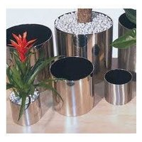 Decorative Stainless Steel Planter