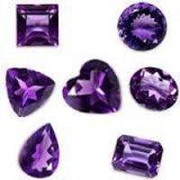 Purple African Amethyst Stone