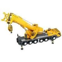 Reliable Hydraulic Mobile Crane Rental Services