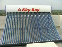Solar Water Heater With FRP Tank