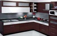 Kitchen Interior Designing Service In Ghaziabad