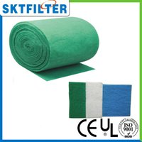 SKT-550G Coarse Filter Mat With Adhesive Treatment (Hard Type)