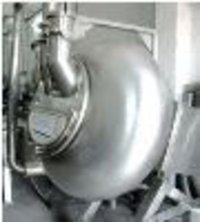 Solid Pan Coating System