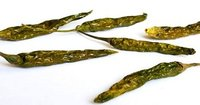 Dehydrated Green Chilies