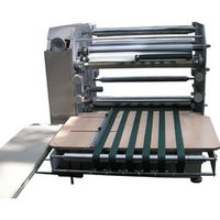 Sheet To Roll Lamination Machine<