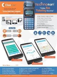 Online Bus Ticketing Machine