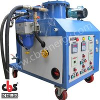 Offline Portable Centrifuge Machine for Transformer Oil