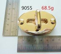 Antique Metal Twist Locks For Handbags And Tote Bags