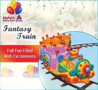 Fantasy Train Game