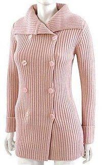 Ladies Long Sweater
